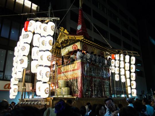 祇園祭り2015